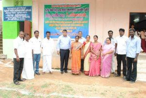 Anil Jain Refex CSR Project at Old mahabalipuram Road, Thiruporur Government School 01